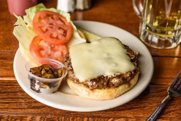 Murphy Burger ~ Our signature