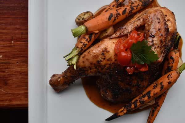 Roasted Half Chicken