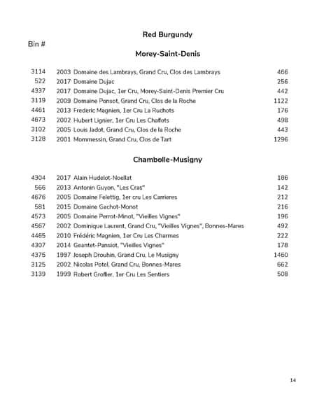 wine list pg 14