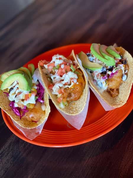 Cancun Fish Taco