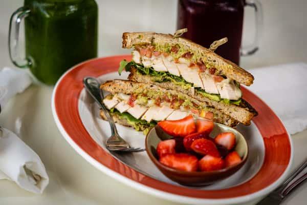 Kairos Sandwich