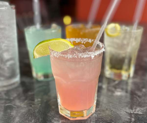 Jessica's Watermelon Margarita