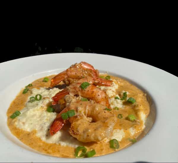 Shrimp & grits 2