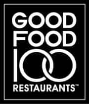 Good Food 100 recognizes Sabio on Main as one of the most sustainable restaurants in the US