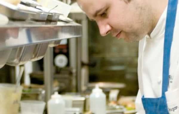 Chef Francis Hogan of Sabio on Main