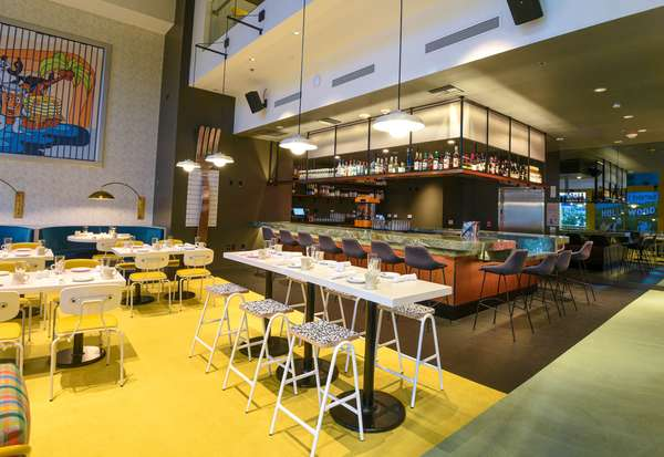 The Breakfast Club Dining Room and Bar