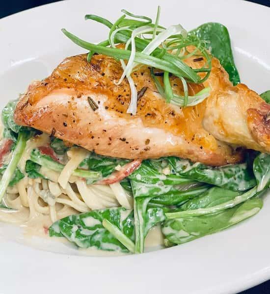Statler Chicken Gorgonzola