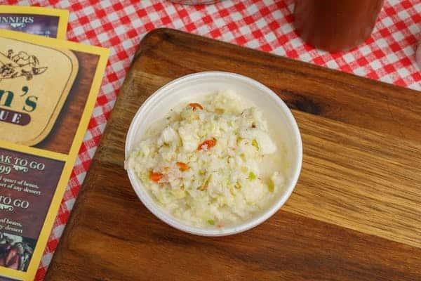 Homemade Coleslaw