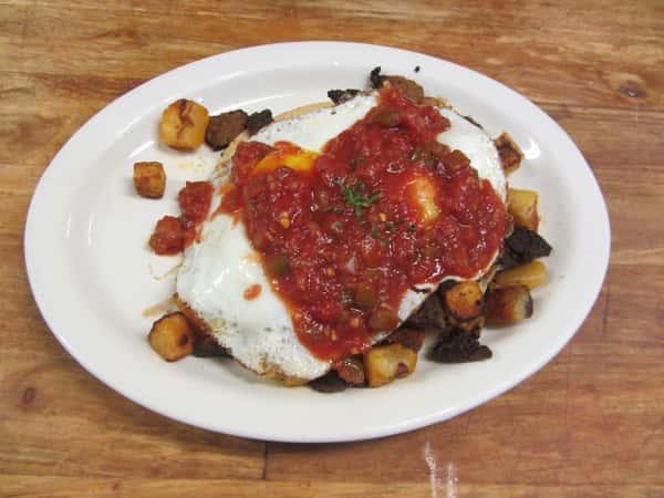 salsa breakfast