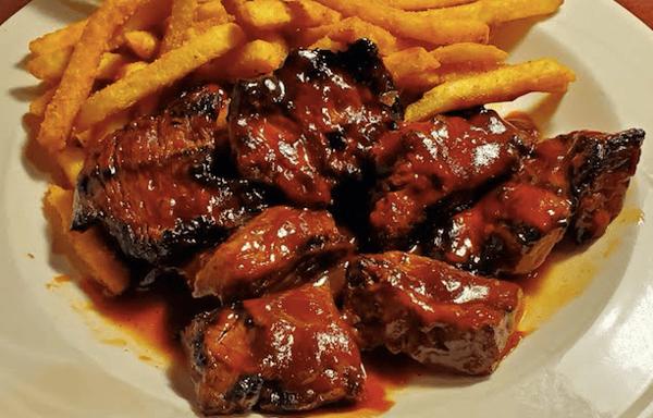 BBQ Steak Tips