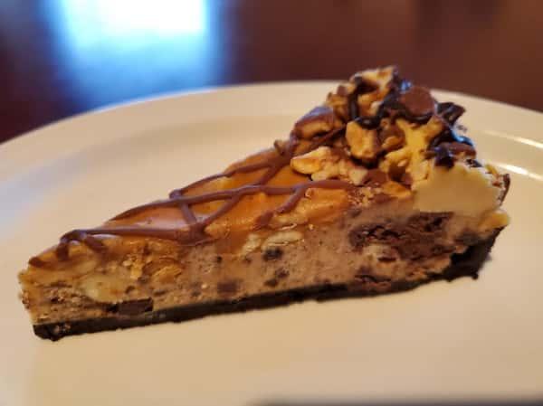 Caramel Peanut Butter Pie