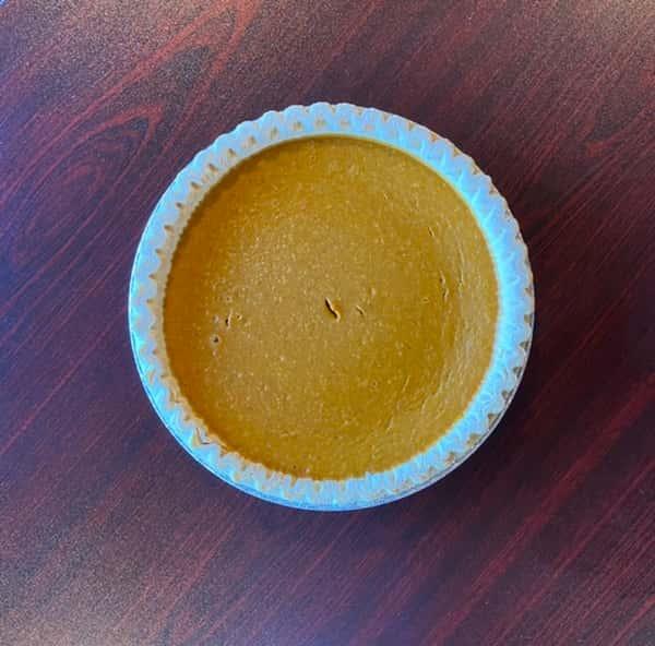 """9"""" Pie Pumpkin"""