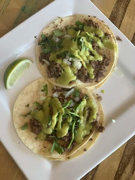 Steak Taco (3)