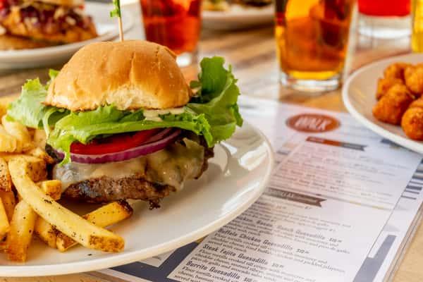 Big Cheeseburger