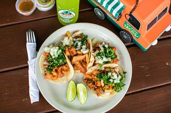 4 Tacos