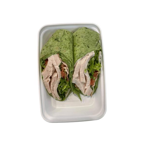 Turkey Club Wrap