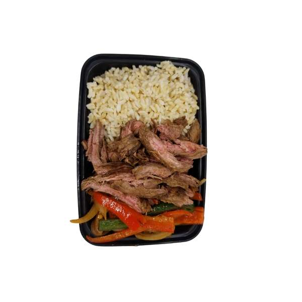 Steak Fajita Bowl