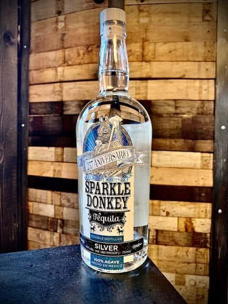 Sparkle Donkey Silver