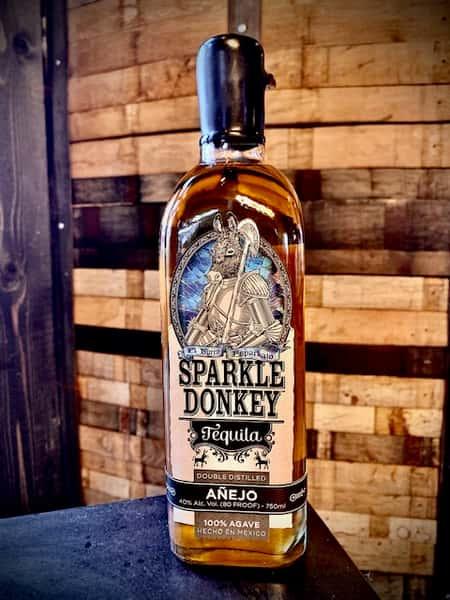 Sparkle Donkey Añejo