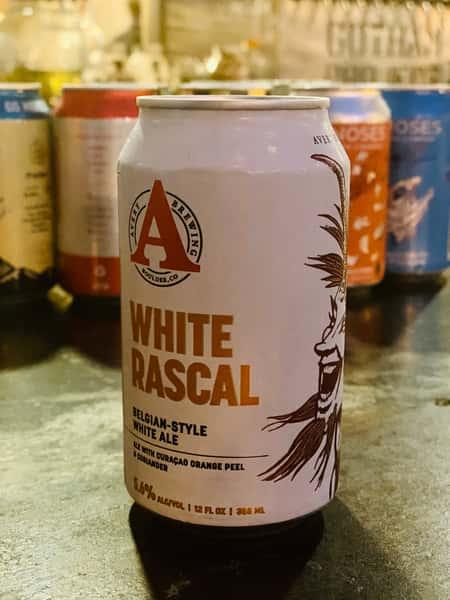 WHITE RASCAL