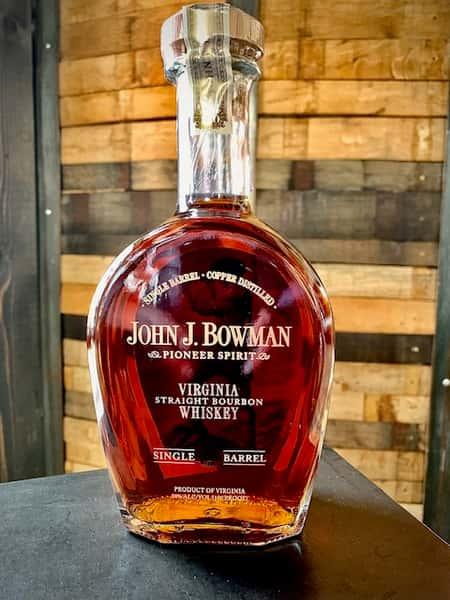 John J. Bowman Single Barrel