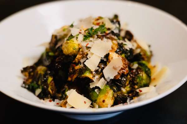 THAI BRUSSEL SPROUTS