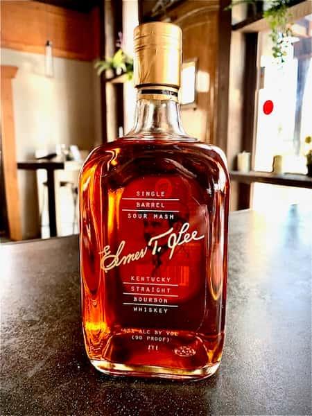 Elmer T. Lee Single Barrel Sour Mash