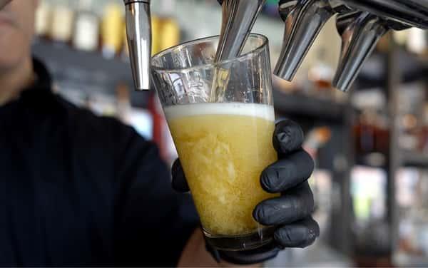 monks lager
