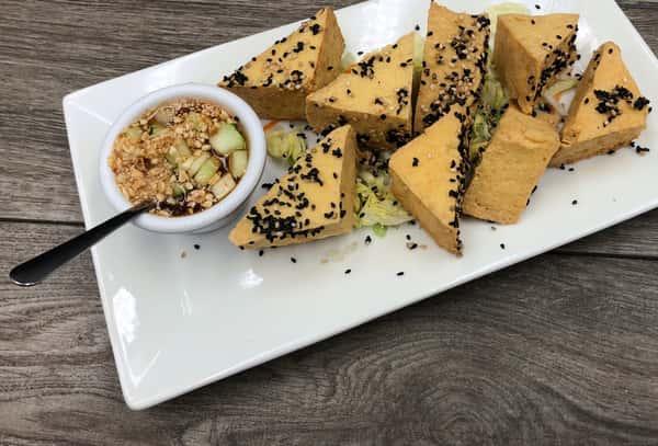 Fried Tofu (8)