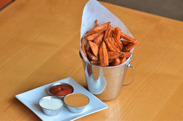 French Fries or Sweet Potato Fries