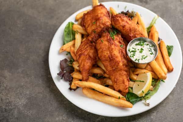 Bates Blonde Fish n' Chips
