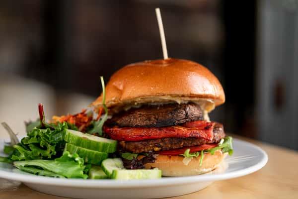 Organic Veggie Burger