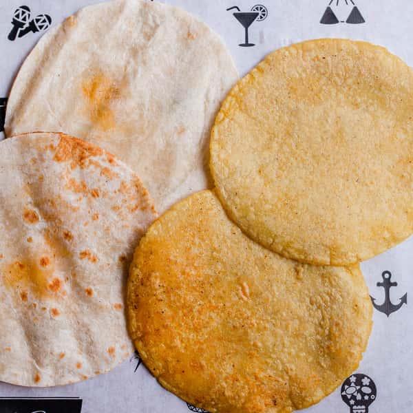 Fresh Pressed Tortillas (2)