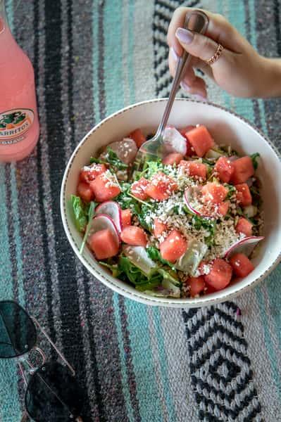 Watermelon + Cotija