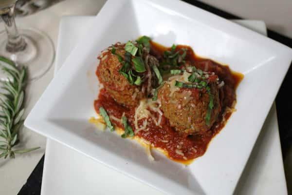 Nonna's Meatball