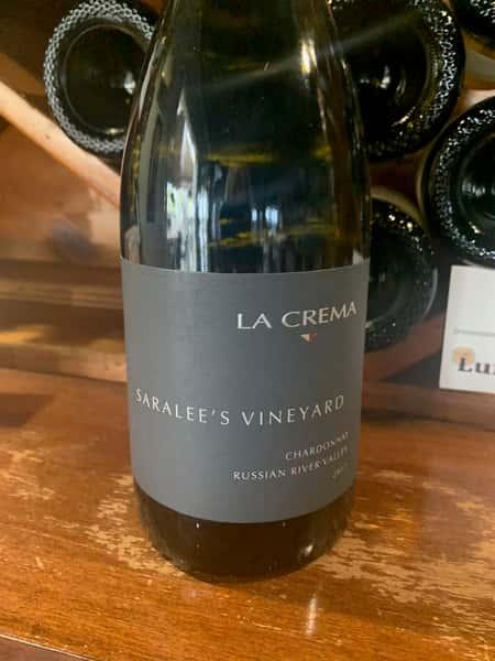 "Saralee's Vineyards ""by La Crema"""
