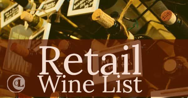 Retail Wine