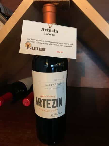 Artezin, Old Vine Zinfandel