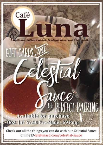 Celestial Sauce