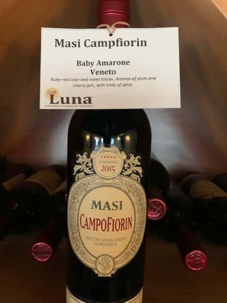 "Masi Campfiorin ""Baby Amarone"""