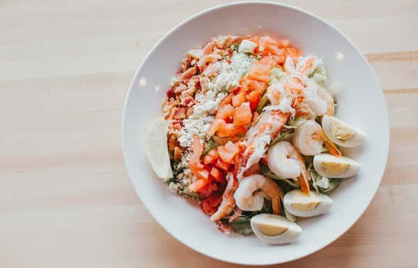 Oceans cobb salad