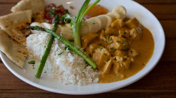East Indian Curry