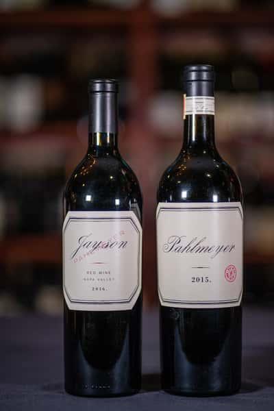 pahylmer wine bottles