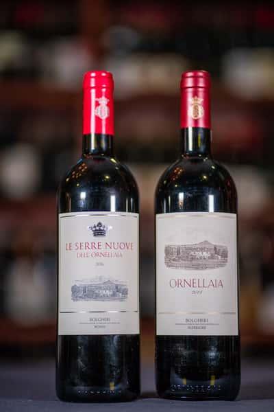 Ornellia Super Tuscan Le Serre della Ornellia