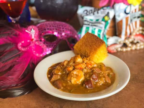 Betta Seafood Gumbo