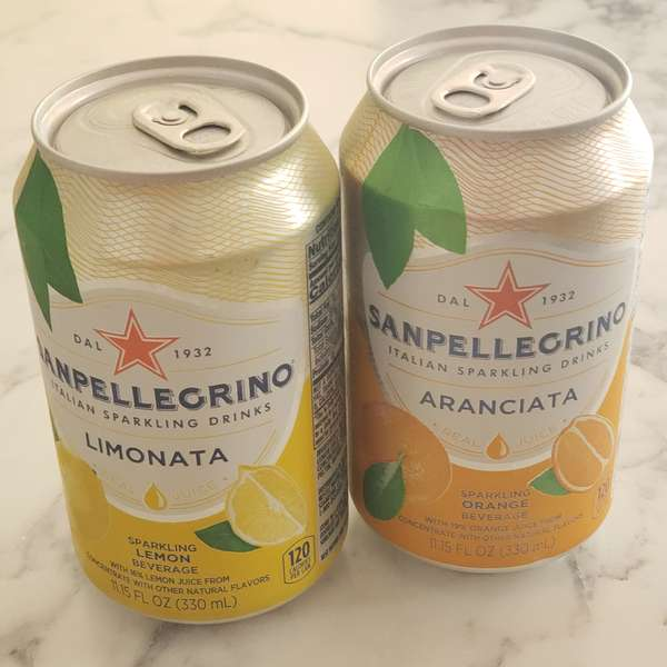 San Pellegrino Italian Sparkling Drink
