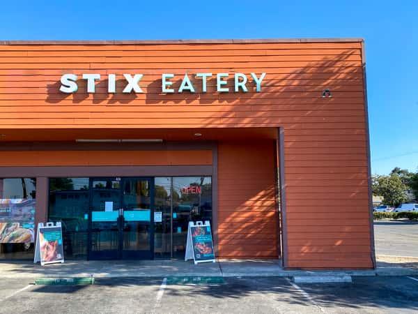 Stix Eatery exterior