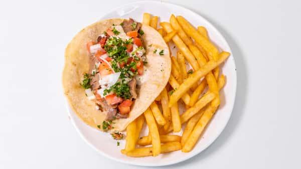 Gyro Taco