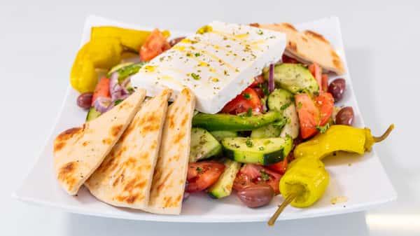 """Village Salad """"Horiatiki"""""""