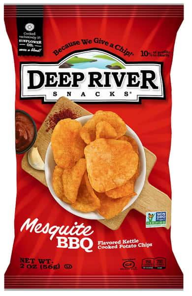 2oz Deep River Mesquite BBQ